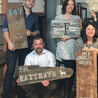 rustic signs, barnwood signs, diy crafts
