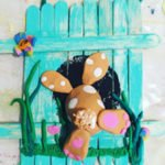easter rabbit hole crafts